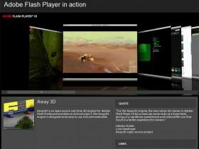 Adobe,Flash,3D