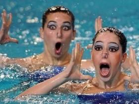 одновременное купание