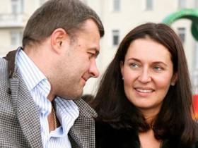 Михаил Пореченков,супруга О.