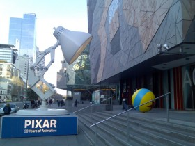 """Pixar выпустит мультфильм """"Воздушные судна"""""""