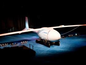 Boeing продемонстрировал самолет-разведчик Фантом Eye