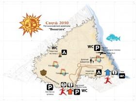 Пир «Свiрж-2010» будет проходить на Киевском море