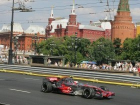 Bavaria Moscow City Racing