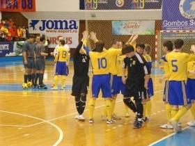 Студенческая сборная Украины по футзалу