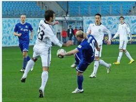 Кашлык - Динамо Столица