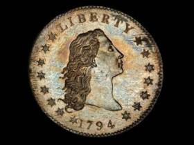 Серебристый доллар