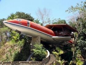 Отель-самолет