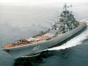 корабль Петр Знаменитый