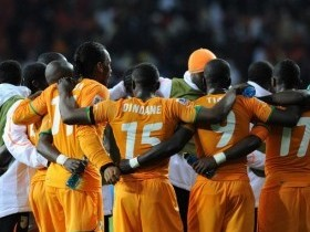 Жили отказал сборной Кот-д'Ивуара