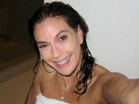 Тери Хатчер обнародовала собственные фото без грима (ФОТО)
