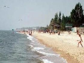 берег море