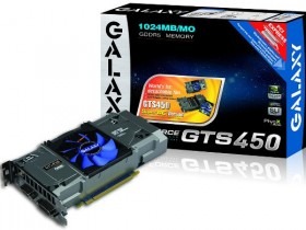 Галакси GeForce GTS 450