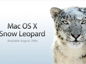 Эпл Snow Leopard