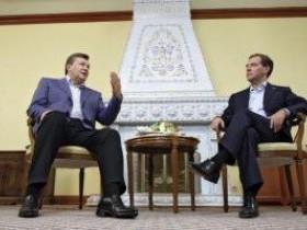 Янукович Медведев