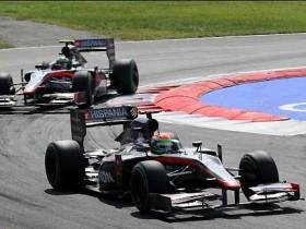 HRT F1