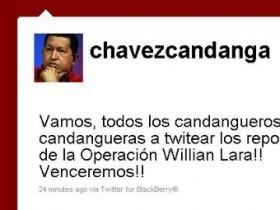 уго чавес, twitter, взлом, неразрешенный доступ, Венесуэла, сайт, микроблог,