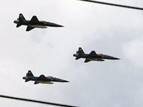 военно-воздушные учения