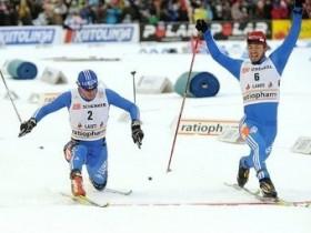 лыжные автогонки