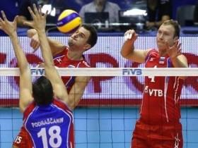 Сборная РФ по волейболу
