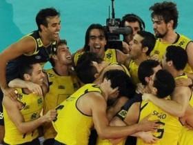 Мужская сборная Бразилии по волейболу
