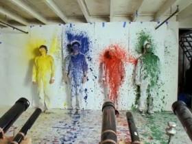 Кадр из клипа OK Go