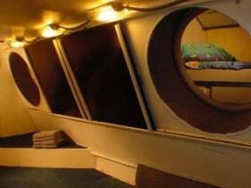 отель, подводный отель