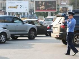 Харьков милиционер регулировщик