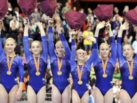 Женская сборная команда России по спортивной гимнастике