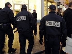 полиция франция