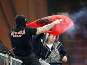 фанаты сербы