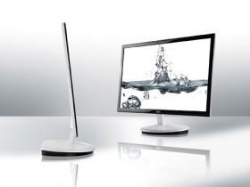 AOC,ультратонкий LED-монитор