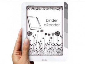 Sagem Binder,ридер