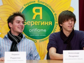 """Преподаватели танцев дали урок участницам проекта «Я - Берегиня"""""""