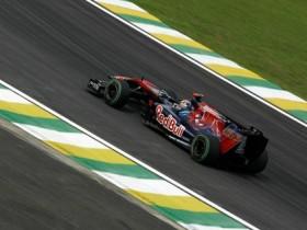 Интерлагос Буэми Toro Rosso