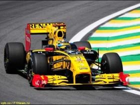 Интерлагос Кубица,Рено F1