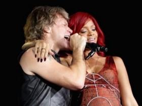Bon Jovi,Rihanna
