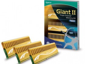 Apacer Giant II DDR3-2000 ОЗУ