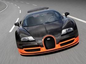 Bugatti Veyron 16.4 Супер Sport