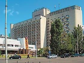 Отельный комплекс «Братислава