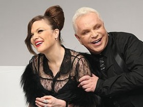 Юлия Бизер и Борис Моисеев