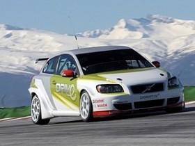 WTCC Polestar-Volvo