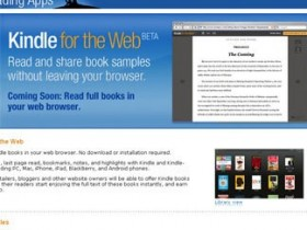Kindle for Web