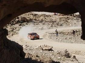 Авто-ралли Иордании