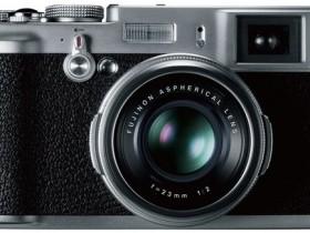Fujifilm FinePix X100,камера