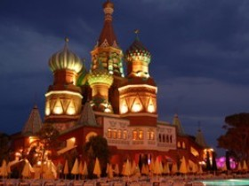 отель кремль турция