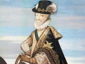 голова Генриха IV