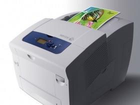 Xerox ColorQube 8570,сканер