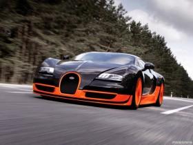 Bugatti Veyron Супер Sport