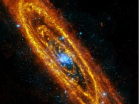 галактики Андромеды.