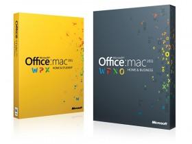 MS Office:mac 2011